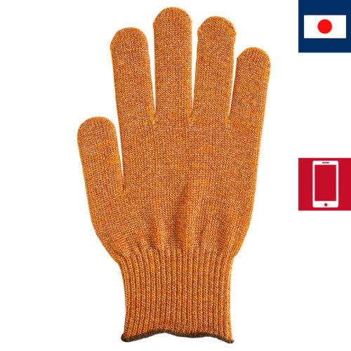 プレミアカラー手袋 ブロンズ