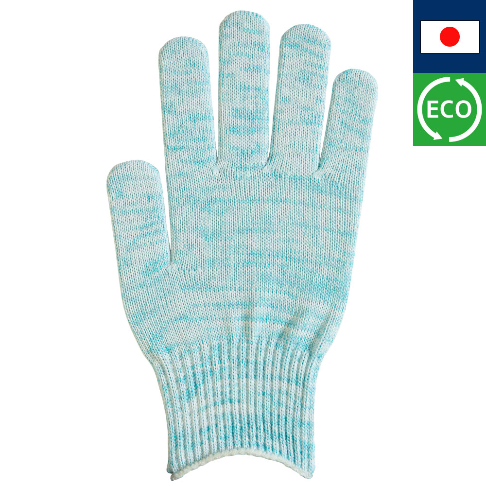 ライトカラー手袋 ライトブルー