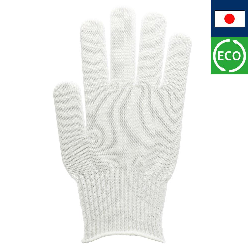 ハイタッチ白軍手(エコマーク認定製品)
