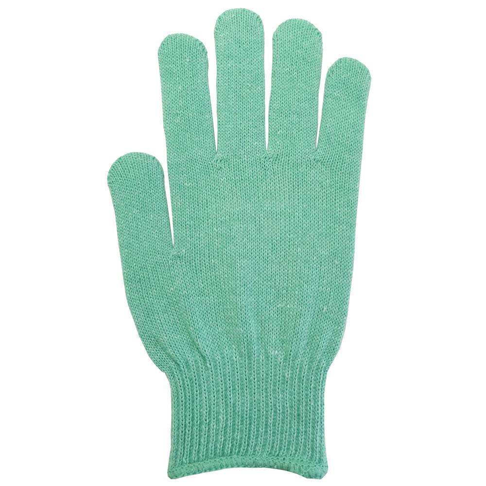 パステルカラー手袋・軍手 パステルグリーン