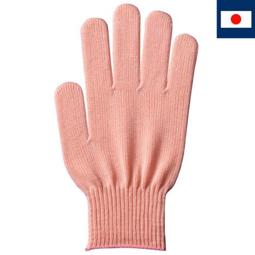ビビッドカラー手袋 ベビーピンク
