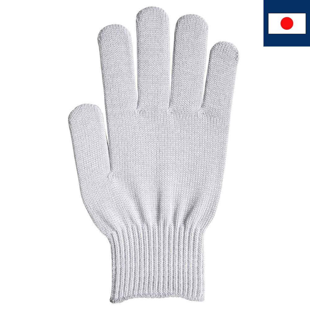 抗ウイルス(抗菌)手袋 グレー