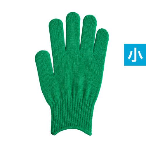 のびのび手袋 緑